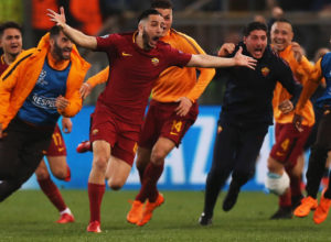 Kostas Manolas AS Roma