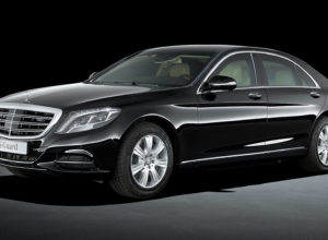 Mercedes Benz S600 Guard | overdrive